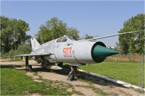 tn#9737-MiG-21-503-Roumanie - air force