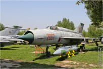 tn#9738-MiG-21-2007-Roumanie - air force
