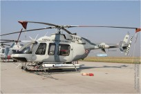 tn#9793-Bell 407-1301-Mexique - air force