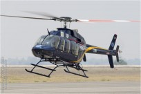 tn#9794-Bell 407-54547-Mexique - police