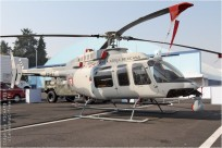 tn#9796-Bell 407-1957-Mexique-air-force