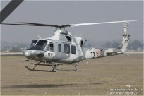 tn#9797 Bell 412 1211 Mexique - air force