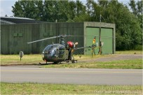 tn#9855-Sud Aviation SA318C Alouette II-A64