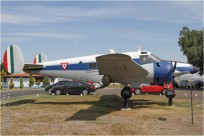 tn#9856-Beech 18---Mexique - air force