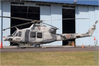 tn#9861 Bell 412 1205 Mexique - air force