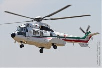 tn#9875-Super Puma-2684-Mexique - air force