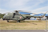 #9893 Mi-8 1804 Mexique - air force