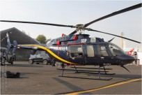 tn#9924-Bell 407-54547-Mexique-police