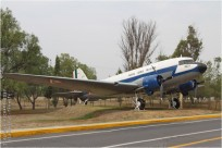 tn#9928-DC-3-ETM-6011-Mexique - air force