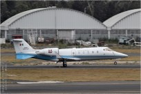 tn#9941-Learjet 60-ANX-1203-Mexique - navy